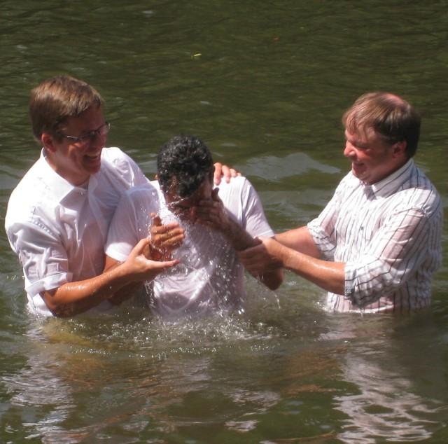 20.10. Taufgottesdienst