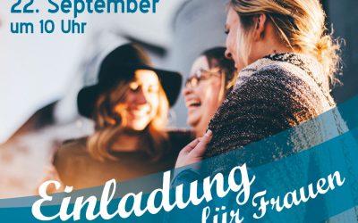 """22.9. Frauenbrunch: """"Resilienz"""""""