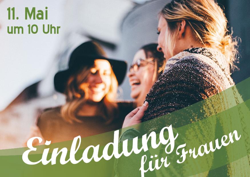 """11. Mai Frauenbrunch: """"Meine Grenzen – Endstation oder Chance"""""""