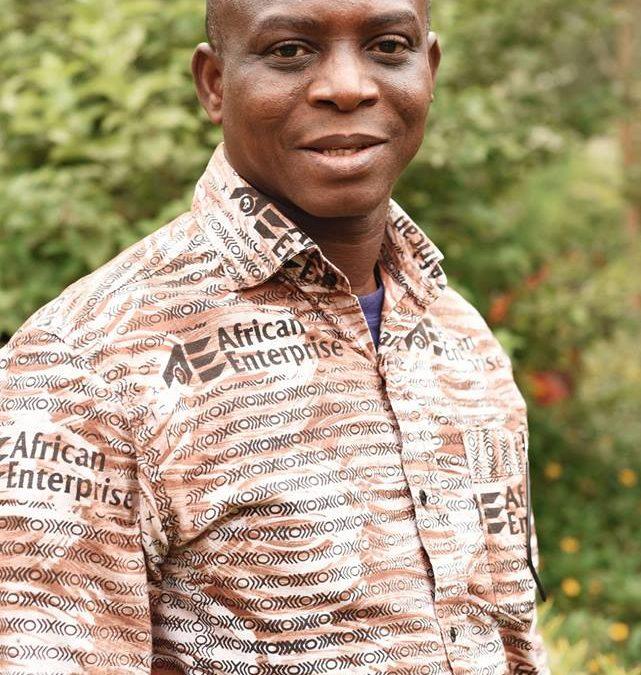 30.+31. März: Gottesdienste mit Ben Sachie, Ghana