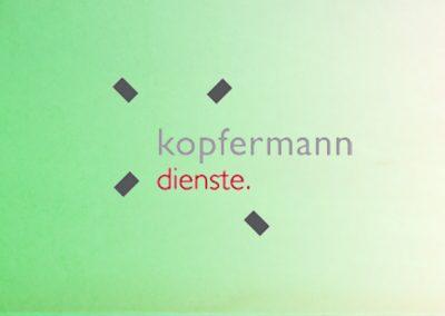 Anskar-Seminare mit Wolfram Kopfermann