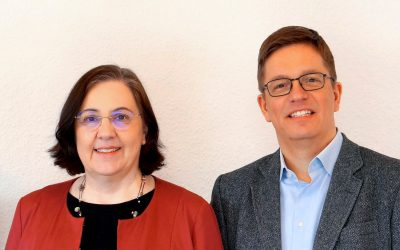Neuer Gesamtleiter der Anskar-Kirche Deutschland